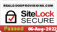 website security approval seal