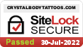 CrystalBodyTattoos.com is SiteLock Secure!