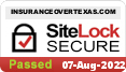 website security - Sitelock protection