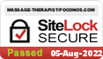 verified business site lock shield logo
