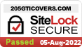site secured by SiteLock