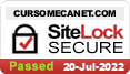 Certificado de seguridad del sitio