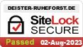 Homepage-Sicherheit