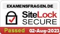 Homepage-Sicherheit: Schutz vor Malware und Hackerangriffen aktiviert