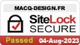 Sécurité du site Web