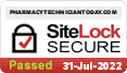 Site Lock Official Seal