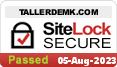 Seguridad de la página de inicio